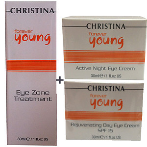 Christina FOREVER YOUNG Eye & neck kit