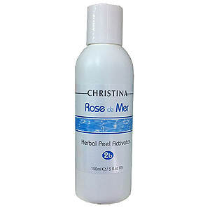 Christina - Rose De Mer Herbal Peel Activator 2b/ 150ml