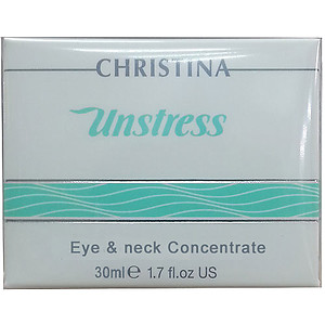 Christina UNSTRESS - Eye&Neck Concentrate 30ml