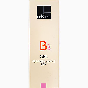 Dr. Kadir B3 Treatment Gel for problematic skin 30ml