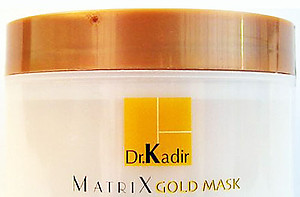 Dr. Kadir Matrix Gold Mask 50ml