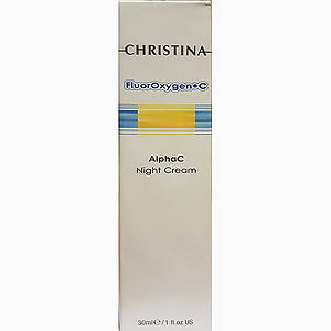 Christina - FluorOxygen C AlphaC Night Cream 30ml