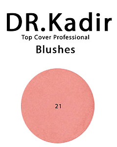 Dr. Kadir Top Cover Professiona Blushe 21 Pinky brown 4gr