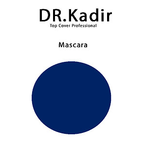 Dr. Kadir Top Cover Professional Mascara Navy blue 10ml