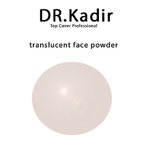 Dr. Kadir Top Cover Professional Shimmering Translucent face powder NO 1 35gr