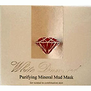 Sea Of Spa white diamond Purifying mineral mud mask