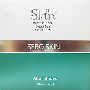 Skin Dead Sea Cosmetics Sebo skin After Shave 50ml