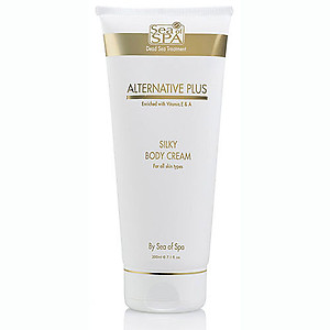 Sea of Spa Alternative Plus Silky Body Cream 200ml