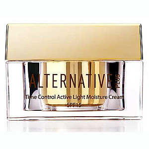 Sea of Spa Alternative Plus Active Light Moisture Cream normal to oily skin Vitamin A & E 50ml