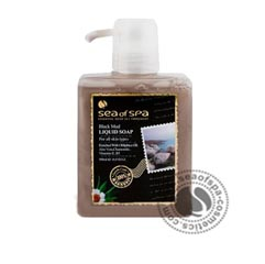 Sea of Spa Black Mud-Liquid Soap-500 Ml