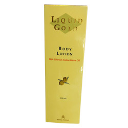 Anna Lotan Liquid gold Body Lotion 200ml