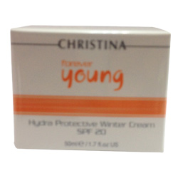 Christina FOREVER YOUNG - Hydra Protective Winter Cream SPF20 50ml