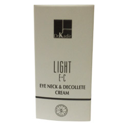 Dr. Kadir Light E+C Eye neck & Decollete cream 30ml