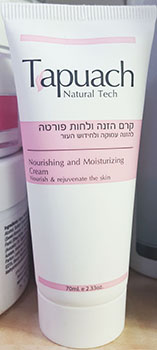 Tapuach Forte nourishing and moisturizing cream 70 ml