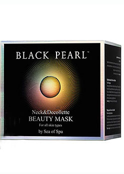 Sea of Spa Black Pearl Neck and Decollete Mask 50ml