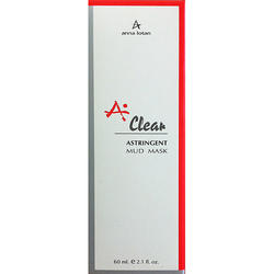 Anna lotan CLEAR Astringent Mud Mask 60ml