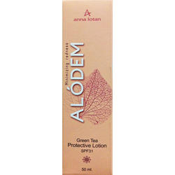Anna Lotan Alodem green tea protective lotion spf31 50ml