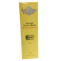 Anna Lotan Liquid gold Golden Facial Mask 60ml