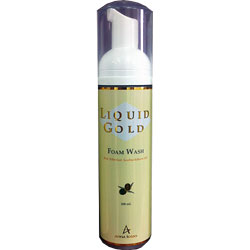 Anna Lotan Liquid Gold Foam Wash 200ml