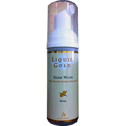 Anna Lotan Liquid gold Intimild Foam Wash 200ml