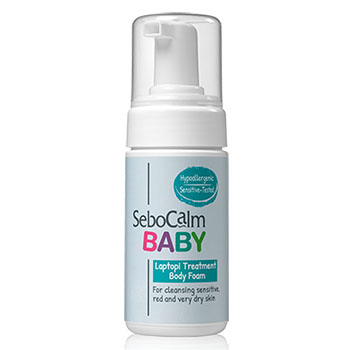 Sebocalm Baby Laptopi Treatment Body foam 100ml