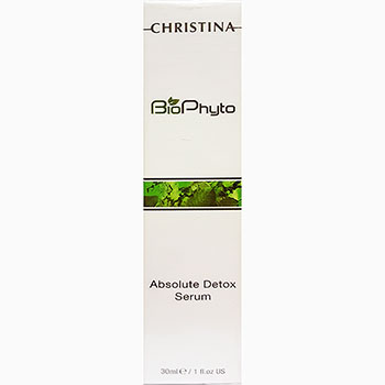 Christina biophyto Absolute Detox serum 30ml
