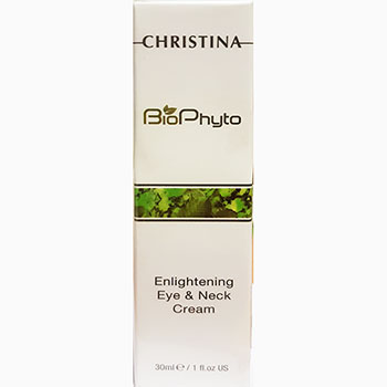 Christina biophyto Enlightening Eye&Neck cream 30ml