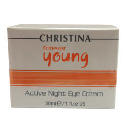 Christina FOREVER YOUNG - Active Night Eye Cream 30ml