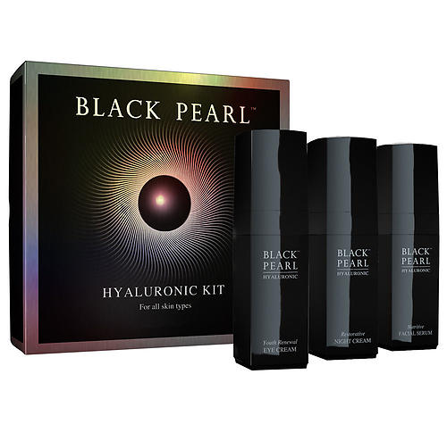 Sea of Spa Black Pearl Hylaronic Care Kit