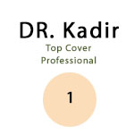 Dr. Kadir Top Cover Professional Concealer  color1  4.5gr