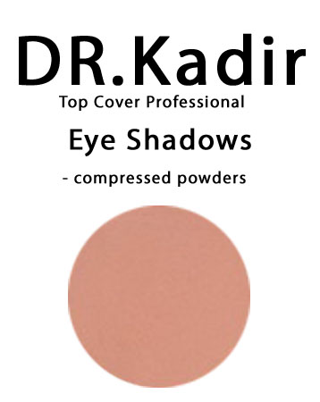 Dr. Kadir Top Cover Professiona Eye Shadow color4  3gr