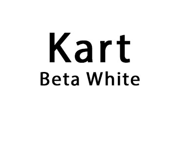 Kart Beta White active peeling 50ml