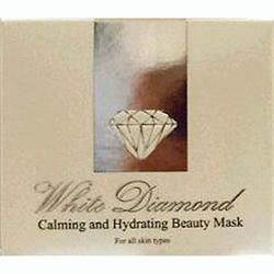 Sea Of Spa white diamond Calming and Hydrating Beauty mask all skin types