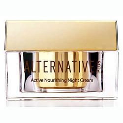 Sea of Spa Alternative Plus Active Nourishing Night Cream normal to dry skin vitamin A & E 50ml