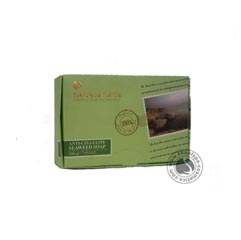 Sea of Spa Anti Cellulite Dead Sea Seaweed Soap 200g