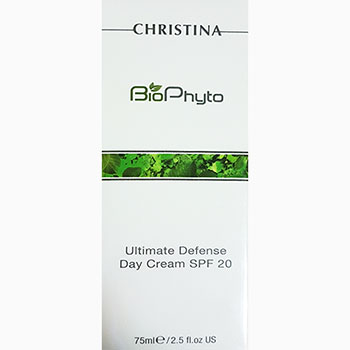 Christina biophyto ultimate defense day cream spf20 75ml