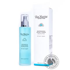 Sea of Spa Bio Marine refreshing Facial Toner Alcohol FREE all skin types 150ml