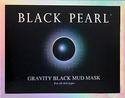 Sea of Spa Black Pearl Prestige G-Mask (gravity Black Mud Mask)