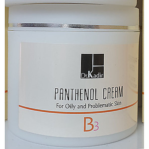 Dr. Kadir B3 pentanol cream for oily and problematic skin 250 ml