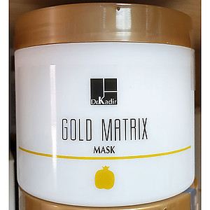 Dr. Kadir Matrix Gold Mask 250ml