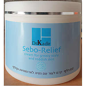 Dr. Kadir Sebo Relief Cream 250ml