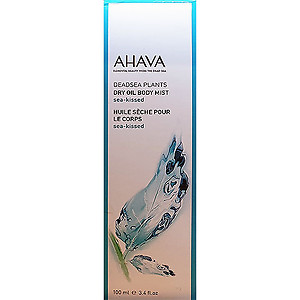 Ahava Dead Sea Plants Dry Oil Body Mist sea-kissed
