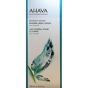 Ahava Dead Sea Water Mineral Body Lotion Sea-kissed 250ml