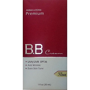 Anna Lotan Premium BB Natural