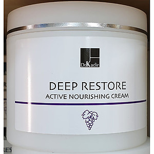 Dr. Kadir Deep Restore Active Nourishing Cream 250ml
