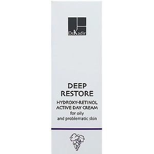 Dr. kadir deep restore hydroxy retinol active day cream