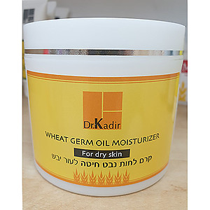 Dr. Kadir Wheat Germ Oil Moisturizer For Dry Skin 250