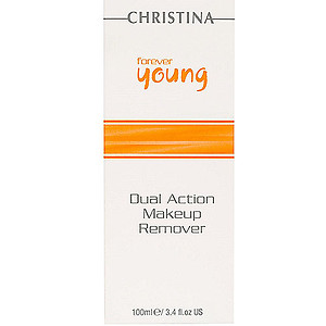 Christina FOREVER YOUNG - Dual Action Makeup Remover 100ml