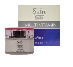 Skin Dead Sea Muliti - Vitamin Mask 50ml