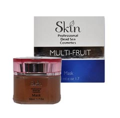 Skin Dead Sea Multi - Fruit Mask 50ml